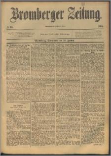 Bromberger Zeitung, 1896, nr 15