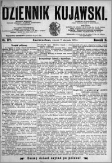 Dziennik Kujawski 1894.08.07 R.2 nr 177