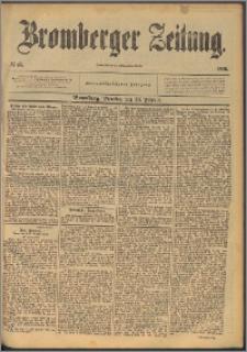 Bromberger Zeitung, 1896, nr 41