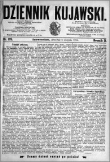 Dziennik Kujawski 1894.08.09 R.2 nr 179