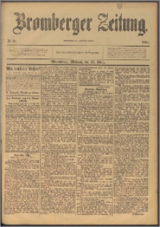 Bromberger Zeitung, 1896, nr 72