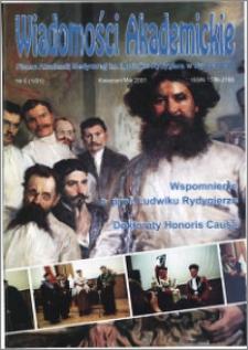 Wiadomości Akademickie 2001 nr 5