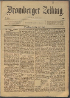 Bromberger Zeitung, 1896, nr 156