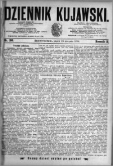 Dziennik Kujawski 1894.08.10 R.2 nr 180