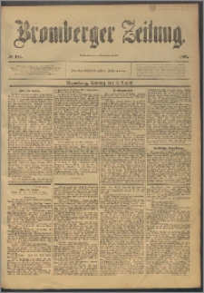 Bromberger Zeitung, 1896, nr 186