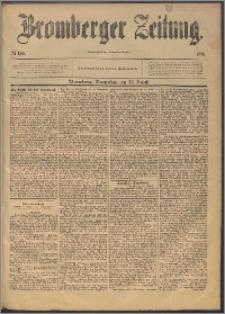 Bromberger Zeitung, 1896, nr 189