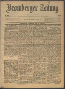 Bromberger Zeitung, 1896, nr 267