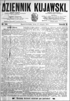 Dziennik Kujawski 1894.08.15 R.2 nr 184