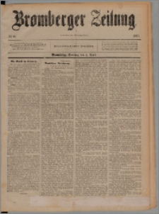 Bromberger Zeitung, 1897, nr 80