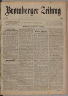 Bromberger Zeitung, 1897, nr 179