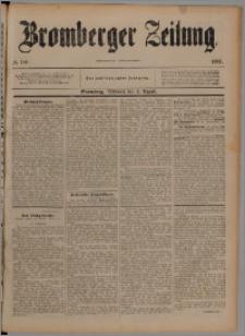 Bromberger Zeitung, 1897, nr 180