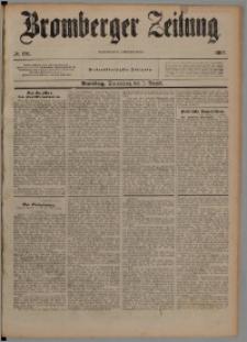 Bromberger Zeitung, 1897, nr 181