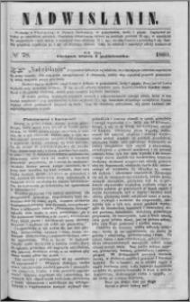 Nadwiślanin, 1860.10.02 R. 11 nr 78