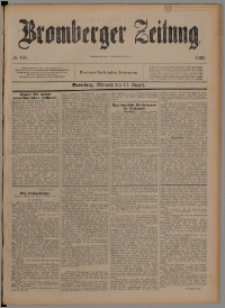 Bromberger Zeitung, 1897, nr 186