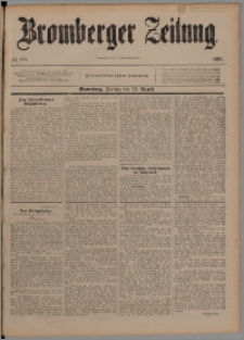 Bromberger Zeitung, 1897, nr 188
