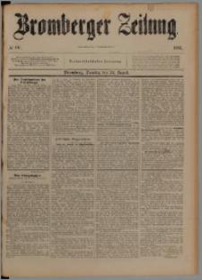Bromberger Zeitung, 1897, nr 197