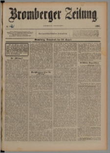 Bromberger Zeitung, 1897, nr 202