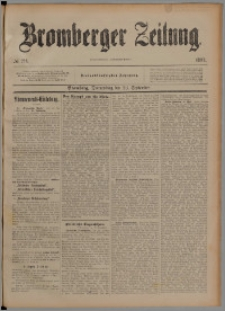 Bromberger Zeitung, 1897, nr 223