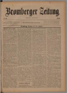 Bromberger Zeitung, 1898, nr 13
