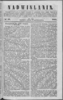 Nadwiślanin, 1860.10.20 R. 11 nr 86