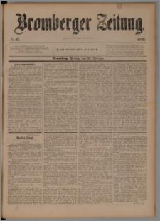 Bromberger Zeitung, 1898, nr 47