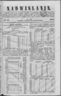 Nadwiślanin, 1860.10.25 R. 11 nr 88