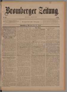 Bromberger Zeitung, 1898, nr 97