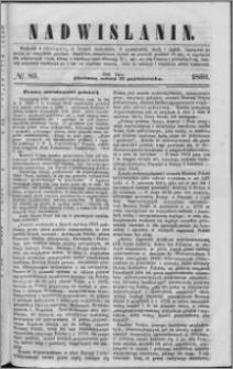 Nadwiślanin, 1860.10.27 R. 11 nr 89