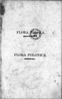 Flora Polonica : indices