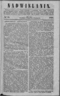 Nadwiślanin, 1860.11.01 R. 11 nr 91