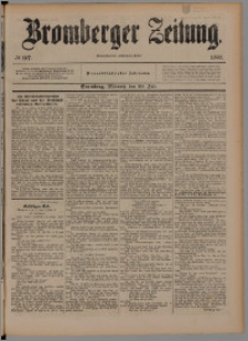 Bromberger Zeitung, 1898, nr 167