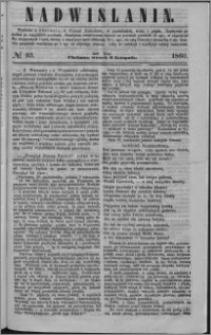 Nadwiślanin, 1860.11.06 R. 11 nr 93