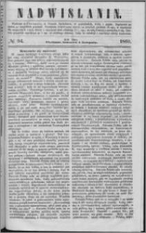 Nadwiślanin, 1860.11.08 R. 11 nr 94
