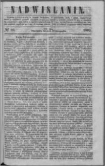 Nadwiślanin, 1860.11.13 R. 11 nr 96