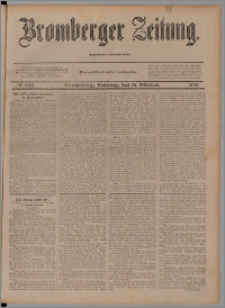 Bromberger Zeitung, 1898, nr 243