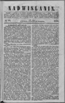 Nadwiślanin, 1860.11.15 R. 11 nr 97