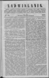 Nadwiślanin, 1860.11.17 R. 11 nr 98