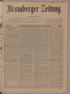 Bromberger Zeitung, 1898, nr 283