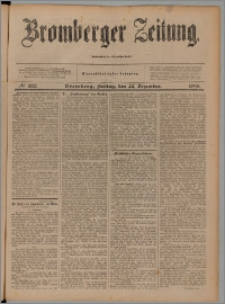 Bromberger Zeitung, 1898, nr 300
