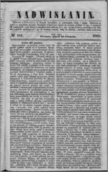 Nadwiślanin, 1860.11.23 R. 11 nr 101