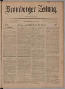 Bromberger Zeitung, 1899, nr 15