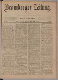 Bromberger Zeitung, 1899, nr 17