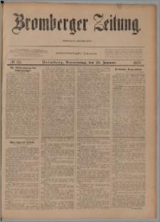 Bromberger Zeitung, 1899, nr 22
