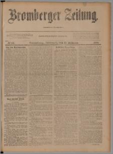 Bromberger Zeitung, 1899, nr 39