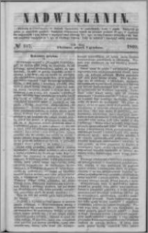 Nadwiślanin, 1860.12.07 R. 11 nr 107