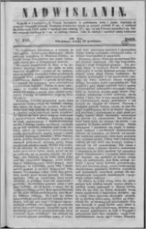 Nadwiślanin, 1860.12.12 R. 11 nr 108