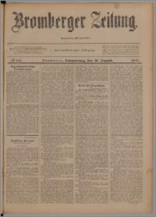 Bromberger Zeitung, 1899, nr 186
