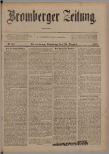 Bromberger Zeitung, 1899, nr 195