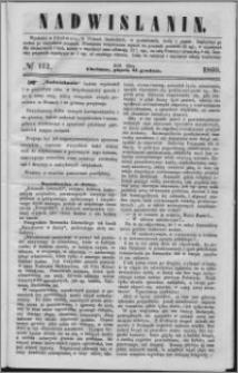 Nadwiślanin, 1860.12.21 R. 11 nr 112