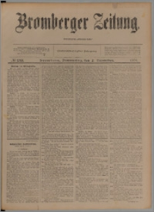 Bromberger Zeitung, 1899, nr 258